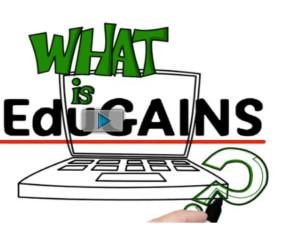 Image of the Edugains logo