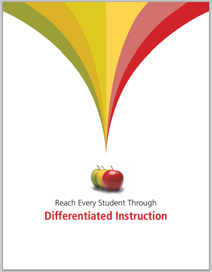 teaching every student through differentiated instruction education essay Planning instruction around students' readiness  differentiated instruction while making differentiation manageable for one teacher.