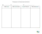 Student Worksheet #1 PDF