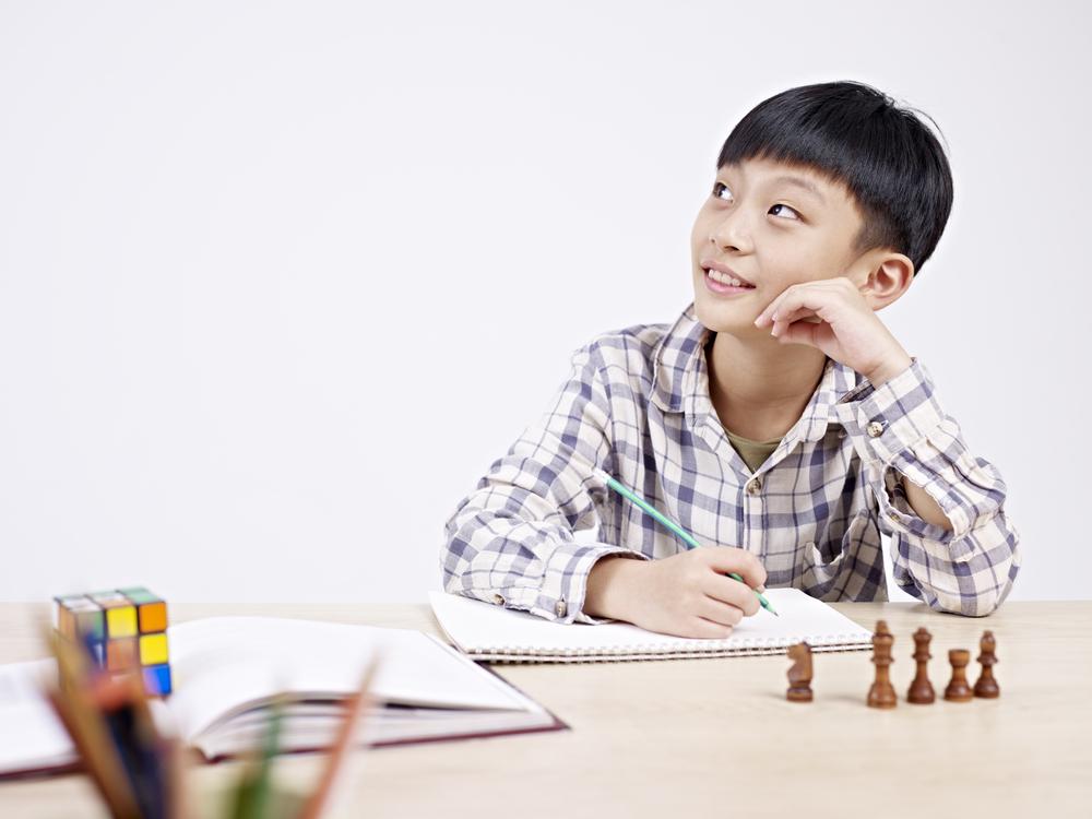 Image d'un élève