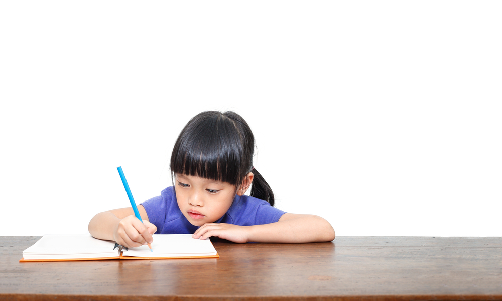 how to prepare students at school to learn to write