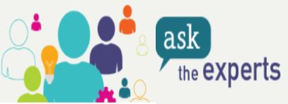 Image of the Ask the Experts Logo