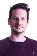 Picture of the webinar presenter