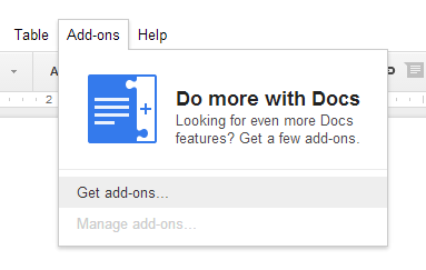 how to add a page in google docs app