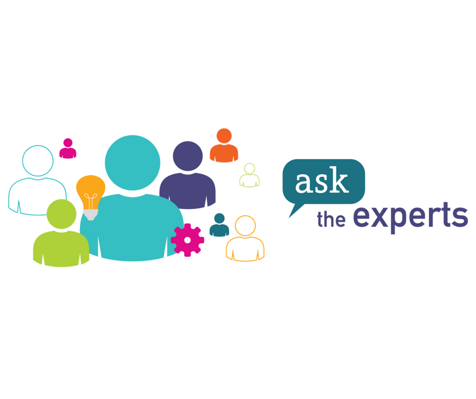 Ask the Expert Logo
