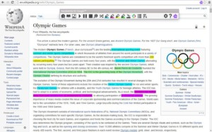 Image of an article from Wikipedia