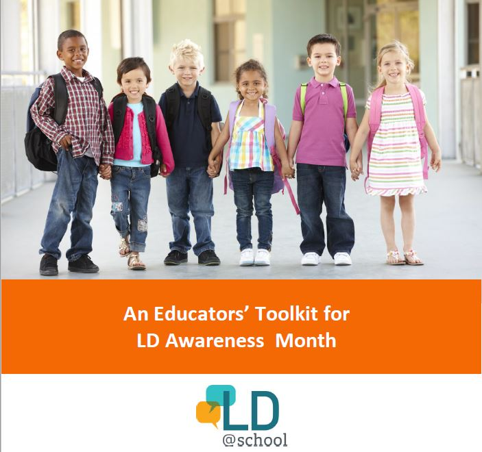 Learning Disabilities Awareness Month